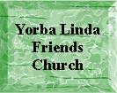 Yorba Linda Friends Church